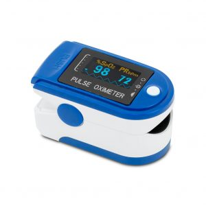 Medical grade pulse oximeter